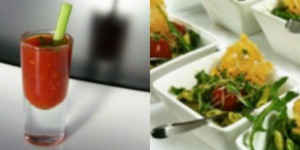 canapes and bowl food - 3G Event Catering London and Croydon